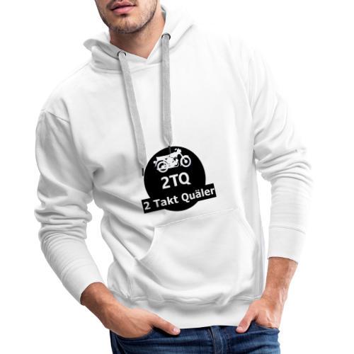 2 Takt Quäler Logo - Männer Premium Hoodie