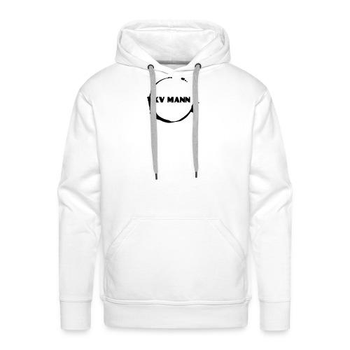 Sponsor XV Mann - Sweat-shirt à capuche Premium pour hommes