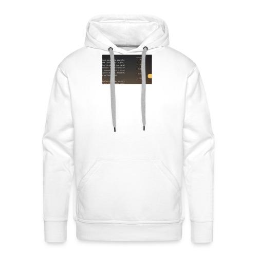 smart-jpg - Mannen Premium hoodie