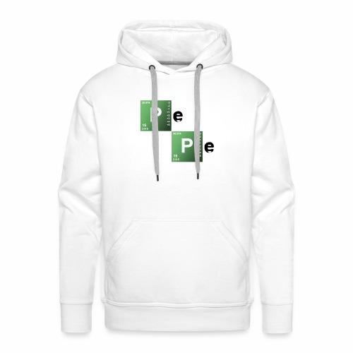 Pepe - Sudadera con capucha premium para hombre