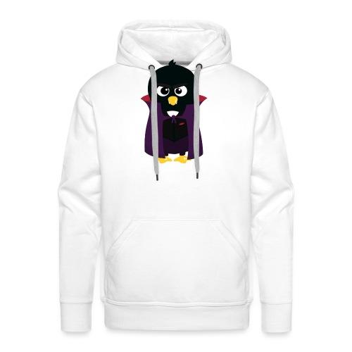 Pingouin Vampire - Sweat-shirt à capuche Premium pour hommes