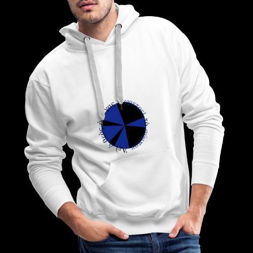 geometrie - Männer Premium Hoodie