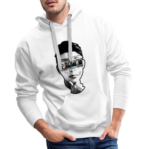 Mind Subway - Männer Premium Hoodie