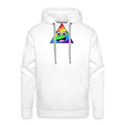 PRISM bear - Bluza męska Premium z kapturem