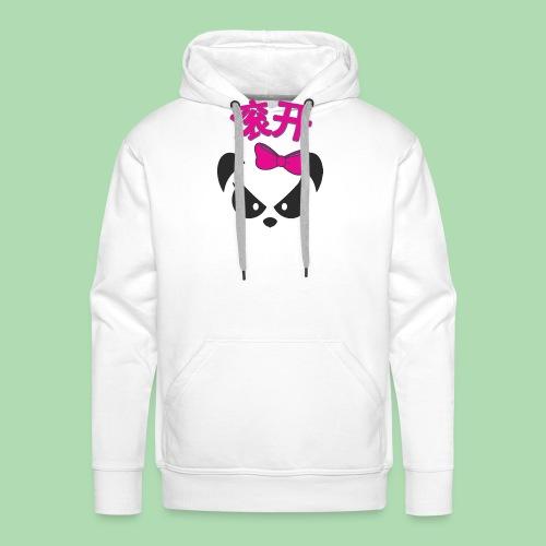 Sweary Panda - Men's Premium Hoodie