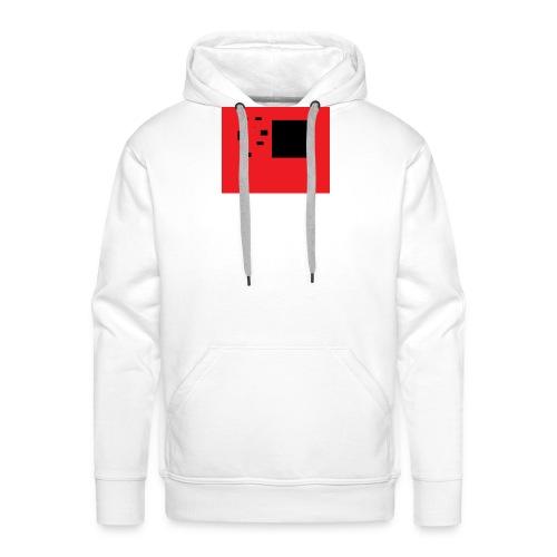 Kuq e zi - Sweat-shirt à capuche Premium pour hommes