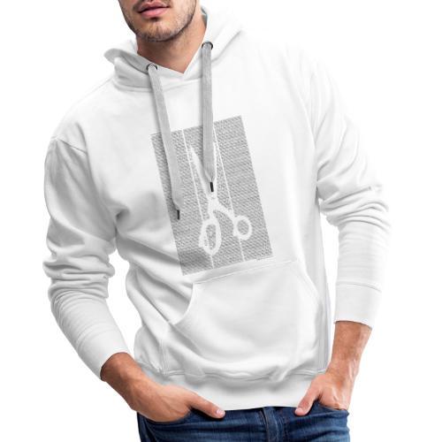 «Kleider machen Leute» T‑Shirt (Jungs) - Männer Premium Hoodie