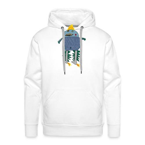 Stekelmonster - Mannen Premium hoodie