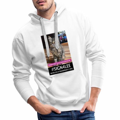 LEETS - Mannen Premium hoodie