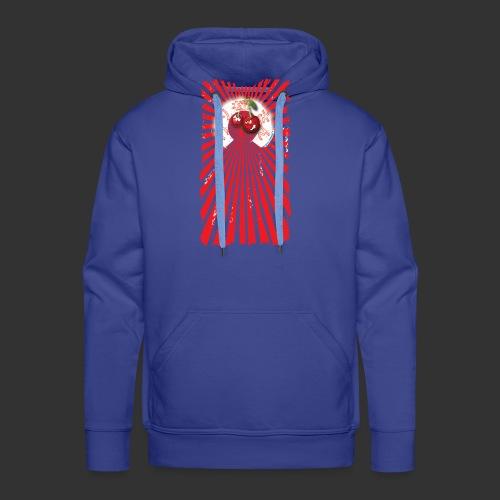 frkn cherry - Mannen Premium hoodie