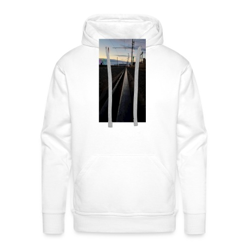 Blackpool, England, UK - Men's Premium Hoodie