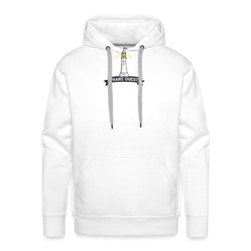 Phare ouest - Sweat-shirt à capuche Premium pour hommes