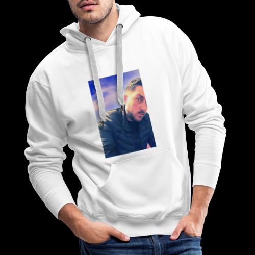 Presented by Prill designer introduction - Men's Premium Hoodie