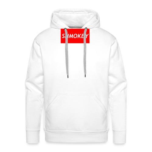 Box Logo - Men's Premium Hoodie
