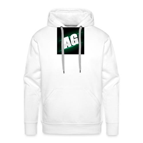 AldizGamez 4/4s Case - Mannen Premium hoodie