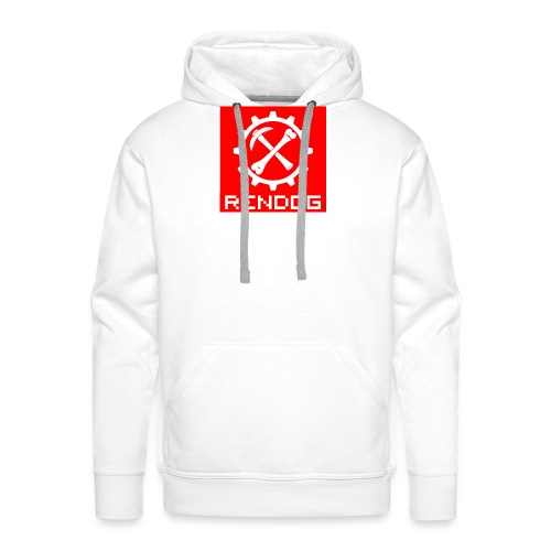 rendog shop final - Men's Premium Hoodie