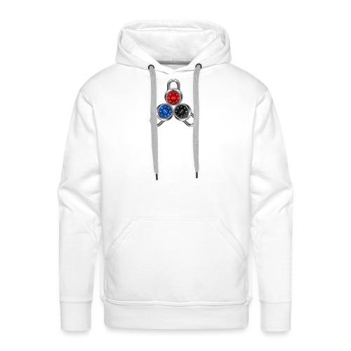 CoDe - Sweat-shirt à capuche Premium pour hommes