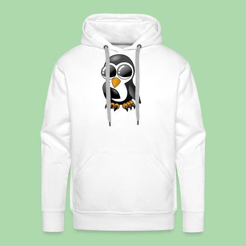 Pengu der keine Pinguin - Männer Premium Hoodie