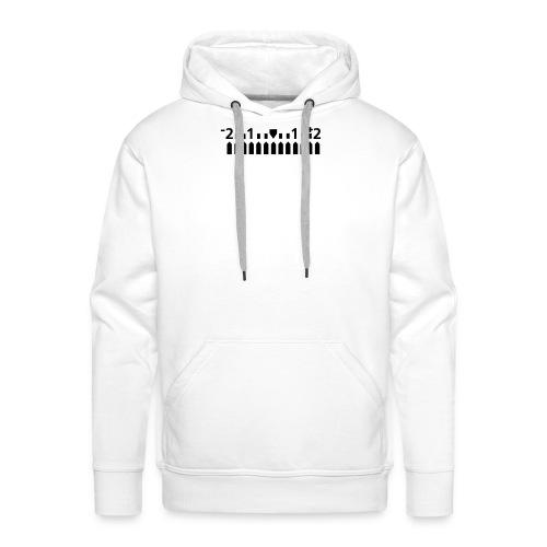 Manuell - Männer Premium Hoodie