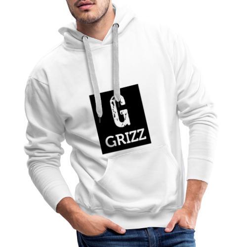 Grizz Shop - Männer Premium Hoodie