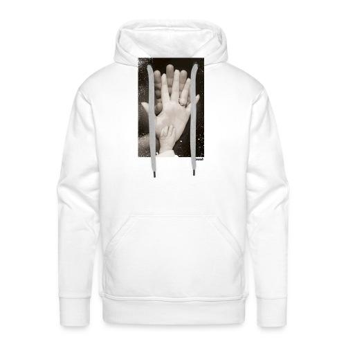 Famille (F) - Sweat-shirt à capuche Premium pour hommes