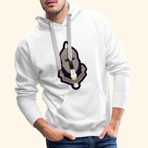 Reconnaissance - Mannen Premium hoodie