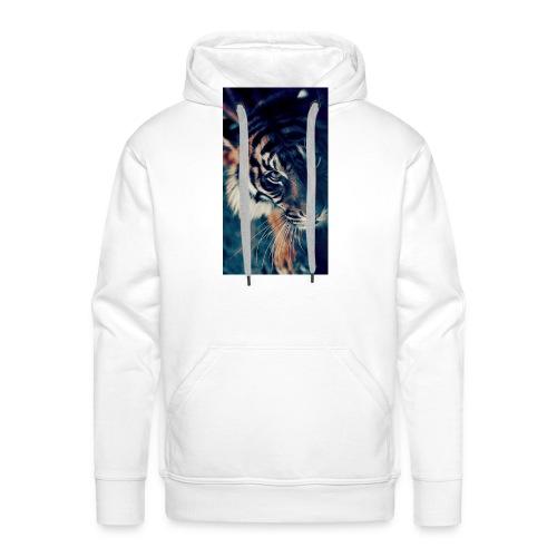Tiger Shirt - Männer Premium Hoodie