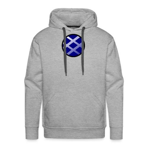 Logo církel - Men's Premium Hoodie