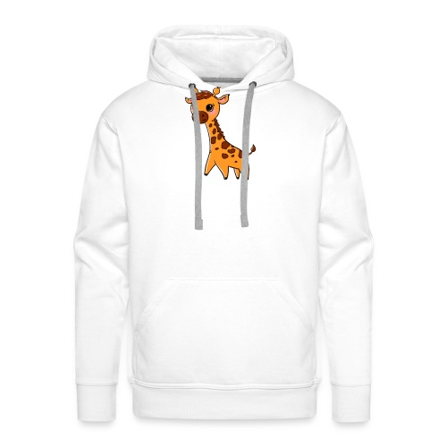 Mini Giraffe - Men's Premium Hoodie