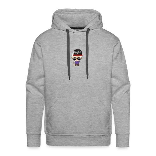 Angry Granny T-shirt - Männer Premium Hoodie