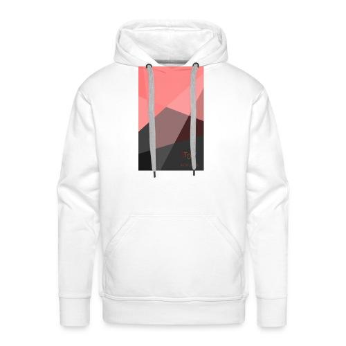 Stoony by Belabbas - Sweat-shirt à capuche Premium pour hommes
