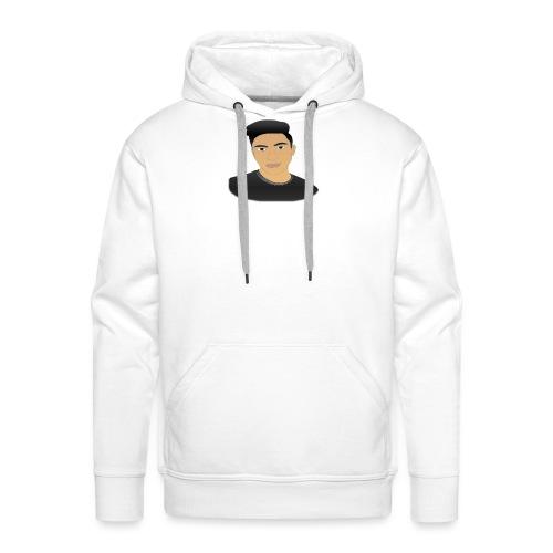 kopaman - Sweat-shirt à capuche Premium pour hommes