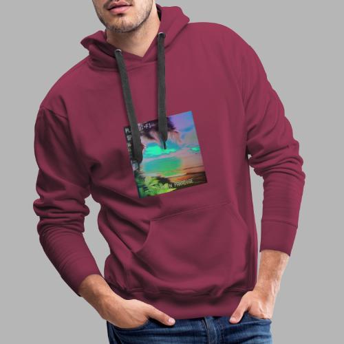 NX SURRXNDXR LO-FI - Mannen Premium hoodie