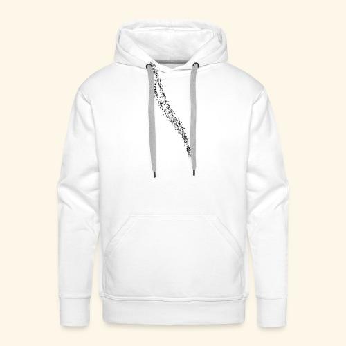 Muster_18 - Männer Premium Hoodie
