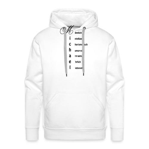 Michael - Männer Premium Hoodie