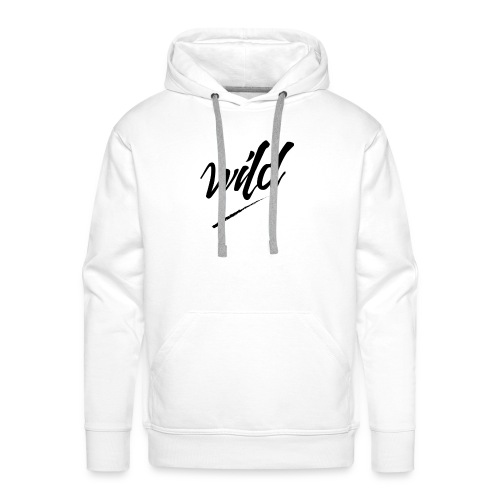WildClothing - Sweat-shirt à capuche Premium pour hommes