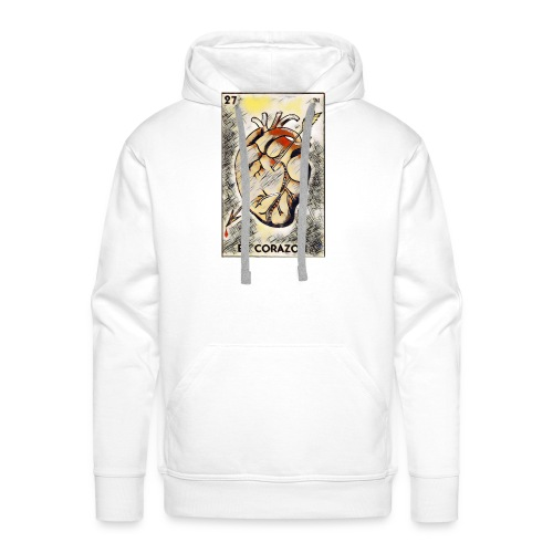 loteria mexicana - Mannen Premium hoodie