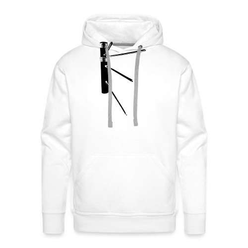 Weapon Dummy Black - Männer Premium Hoodie