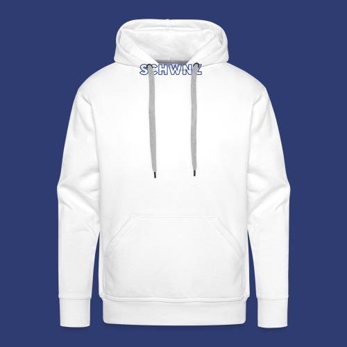 SCHWNZ - Mannen Premium hoodie