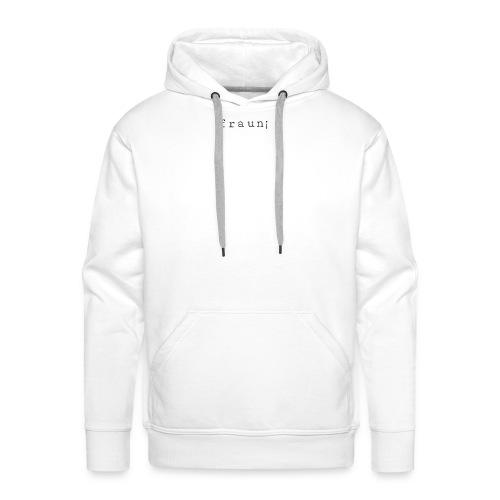 frauni - Männer Premium Hoodie