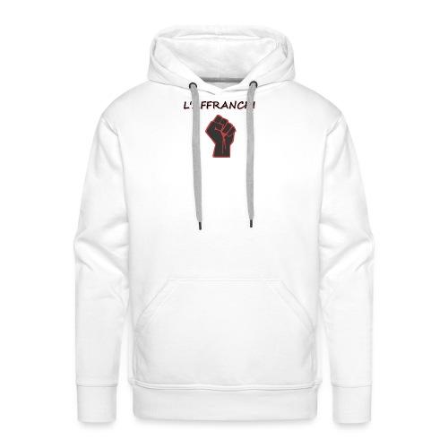 affranchi - Sweat-shirt à capuche Premium pour hommes