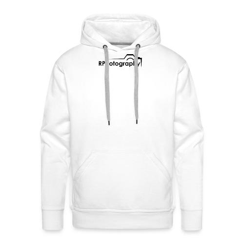 Mug RPhotography - Sweat-shirt à capuche Premium pour hommes