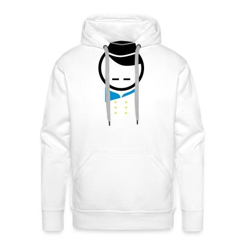 Japan Page Boy - Men's Premium Hoodie