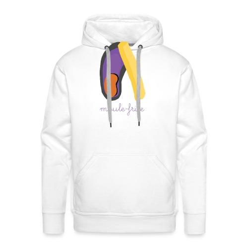 moule frite - Sweat-shirt à capuche Premium pour hommes