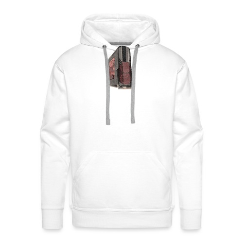 ULTIMATE GAMING PC DESIGN - Men's Premium Hoodie