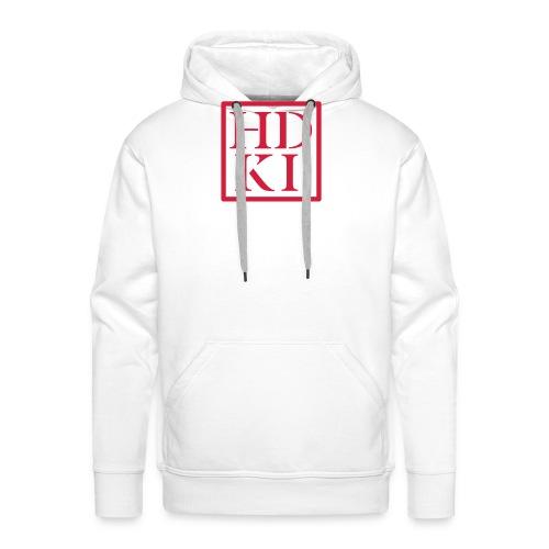 HDKI logo - Men's Premium Hoodie