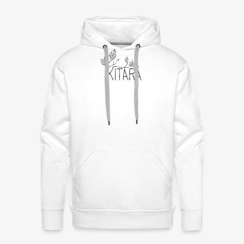Kitara - Mannen Premium hoodie