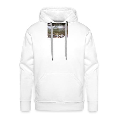Bergbach2 - Männer Premium Hoodie