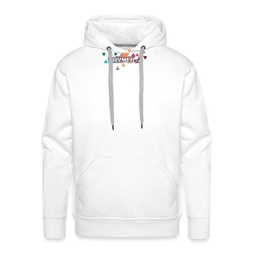 Logo Gaymer.es - Sudadera con capucha premium para hombre