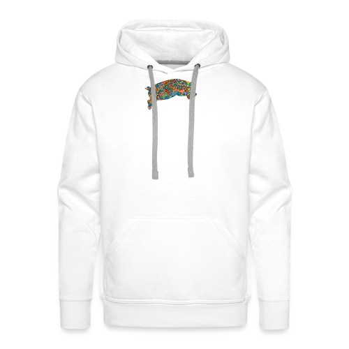 Time for a lucky jump - Men's Premium Hoodie